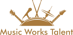 Music Works Talent logo